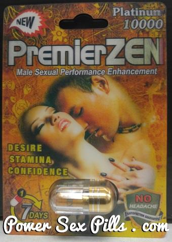 3D PremierZEN Platinum Gold 10000