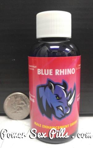 Blue Rhino Shot Grapefruit