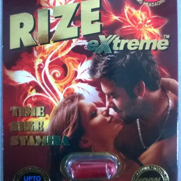 RIZE eXtreme 1800mg Libi SX Libi Magic Libimax Plus
