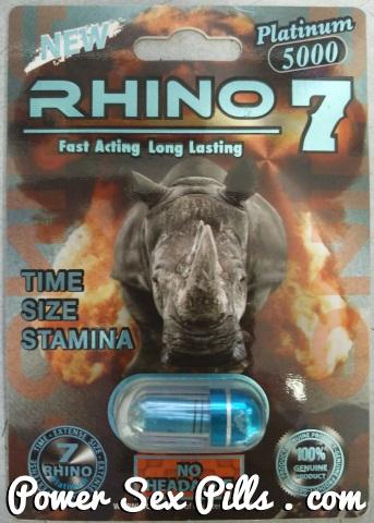 Rhino 7 Platinum 5000
