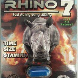Rhino 7 Platinum 6000