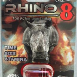 Rhino 8 Platinum 8000